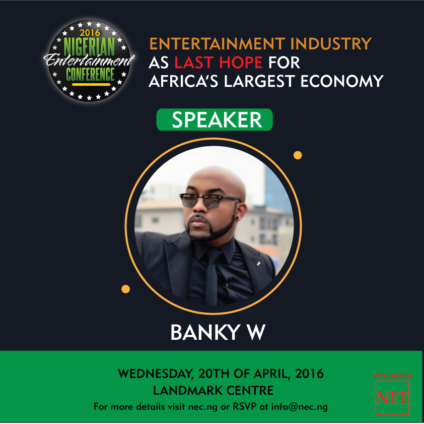 D'Banj, Banky W, Julius Agwu, Praiz, Falz, Simi, Kaffy, Lil Kesh, Timi Dakolo, Adekunle Gold To Join Other Music Stars At #NECLive4