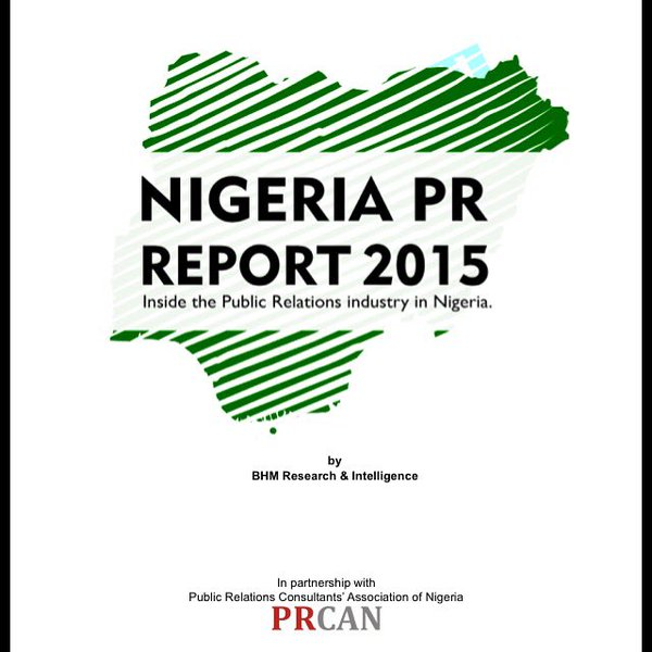 BHM Launches Nigeria's First-Ever Annual PR Industry Report