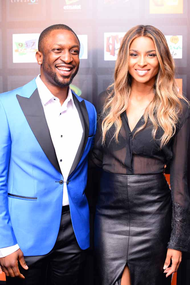 #LLAM3: Ciara Dazzles In See-Through Blouse at Love Like A Movie 3