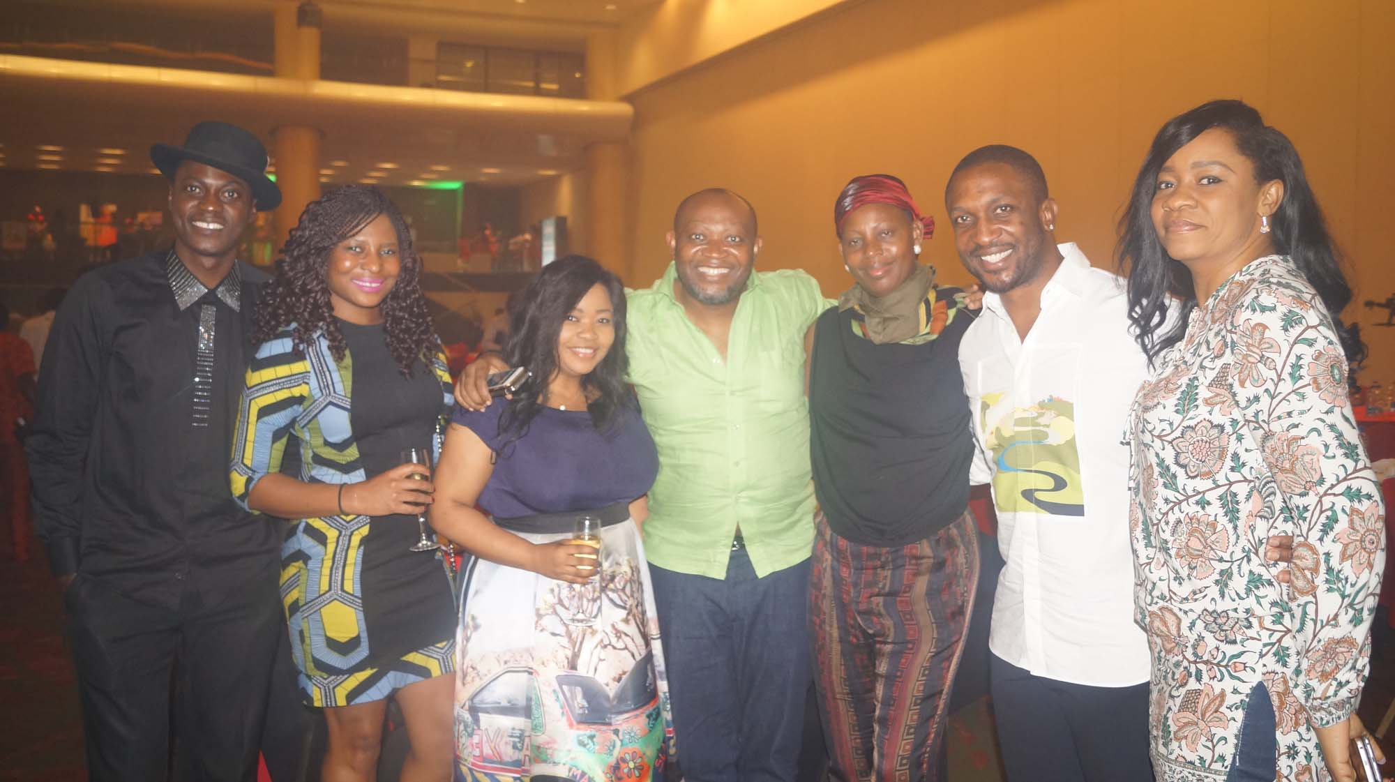 Photos: Timi Dakolo, Sound Sultan, Emma Oh Ma God, Yinka Davies, Others Delight Audience As 'Love Is…The Musical 3' Rocks Eko Hotel
