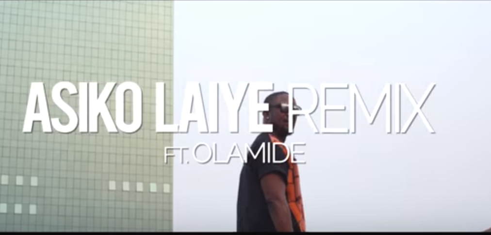VIDEO: Darey Featuring Olamide – Asiko Laye