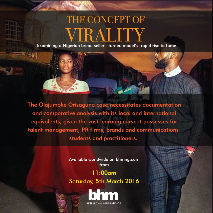 PR Lessons To Learn From BHM's Research On The Olajumoke Orisaguna Story