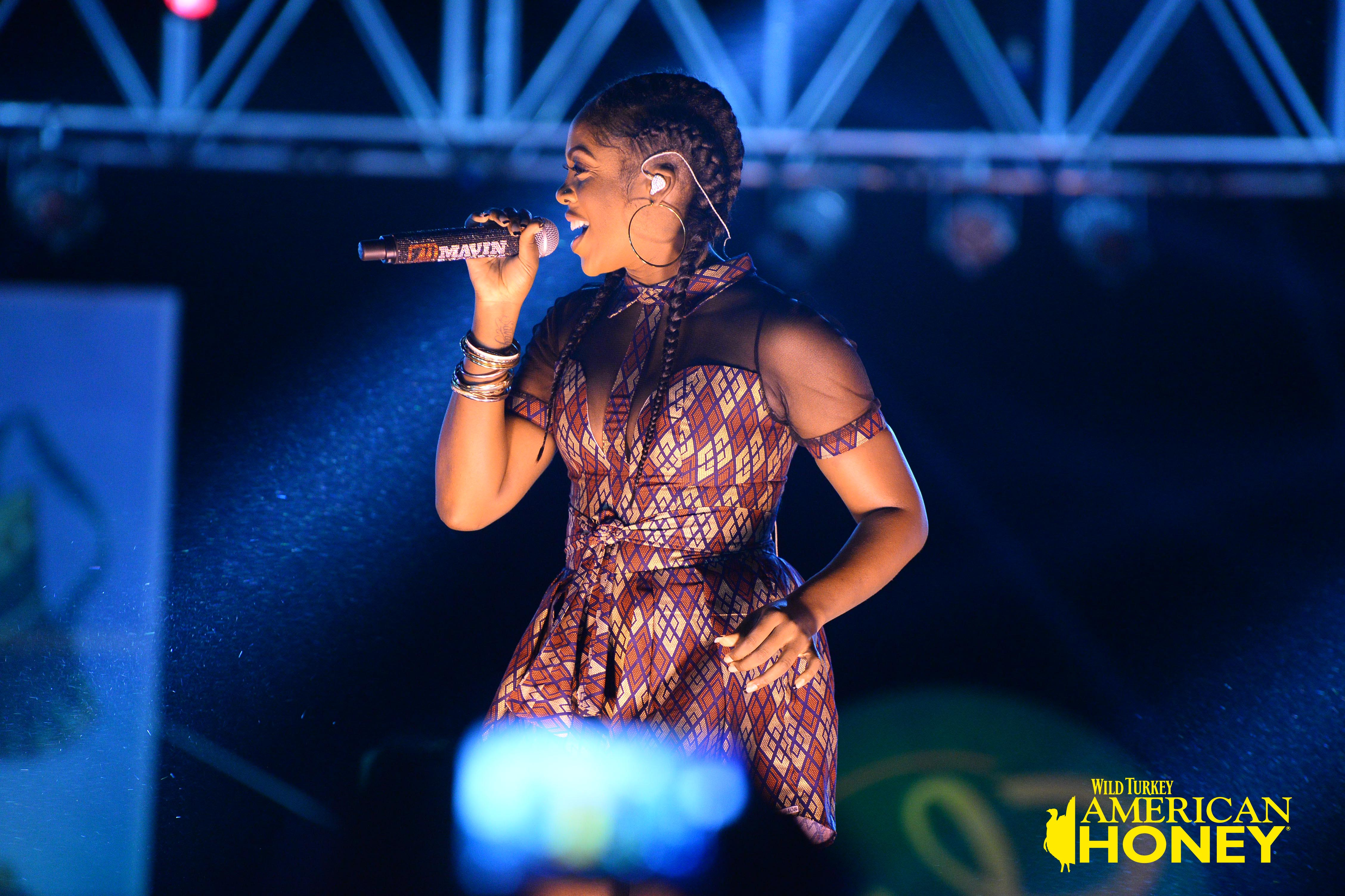 #ColdGoldAtGidiFest: Tiwa Savage, D'Banj, Yemi Alade, Others Interrupt Lagos Heatwave With Cold Gold At Gidifest 2016