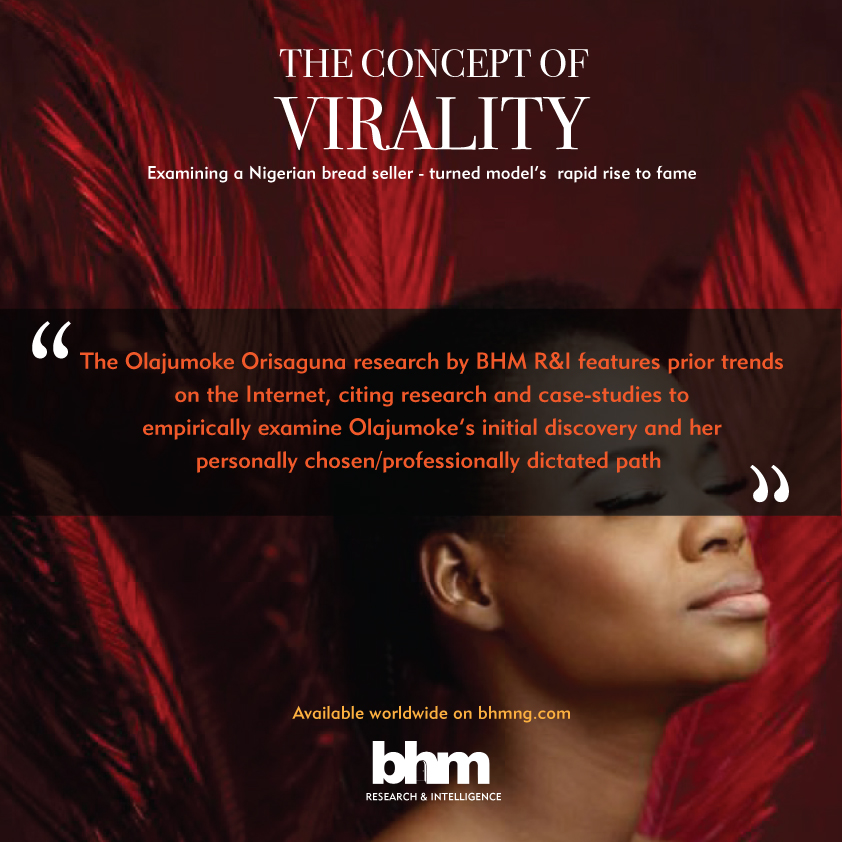 "BHM Explores Olajumoke's Story In ""Concept Of Virality"""