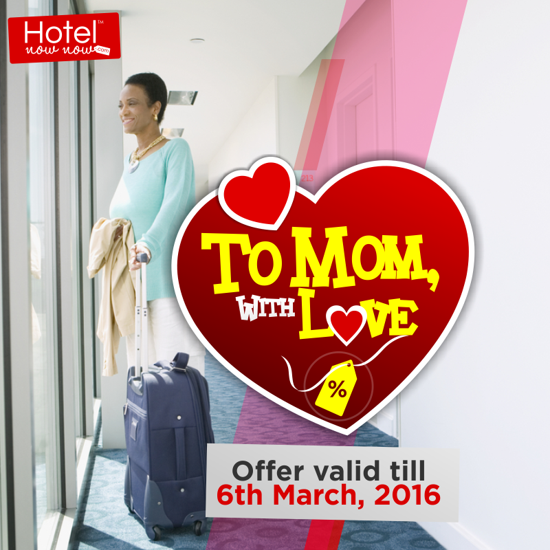 Breaking News: Nigerian Moms to Get Up to 75% Off Hotel Bookings in Unprecedented Mothers Day Reward!