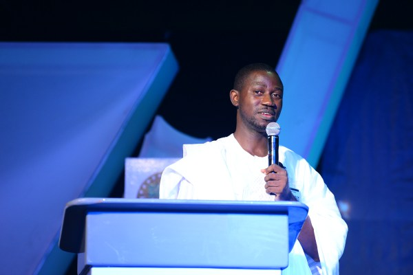 'Entertainment as last hope for Nigeria's economy' – My #NECLive4 Speech