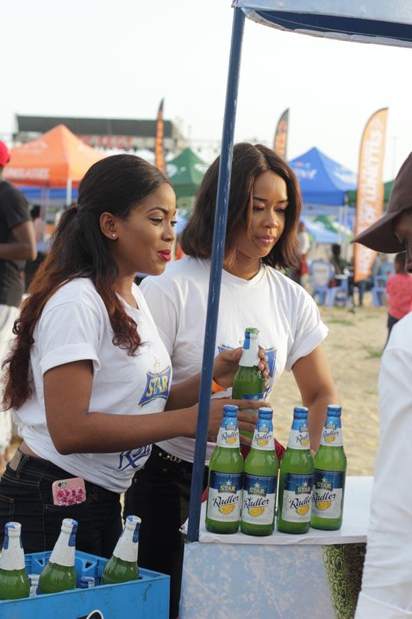Star Radler, Music Stars Delight Guests At Gidi Fest 2017