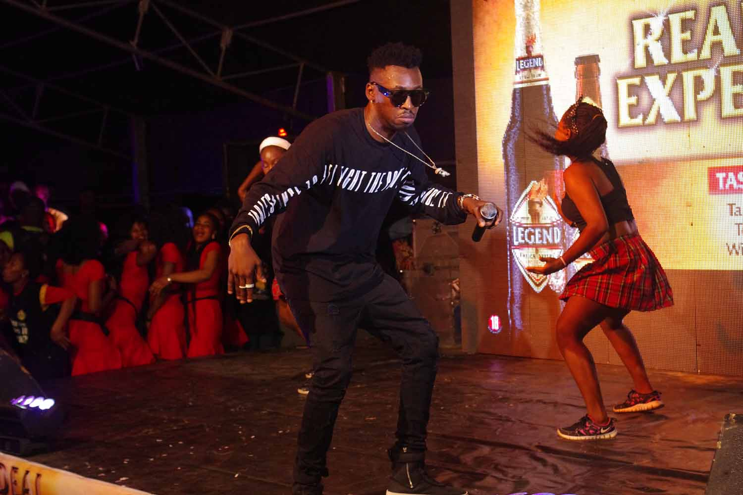 Photos: How Orezi Wowed The Real Deal Experience Crowd In Uyo