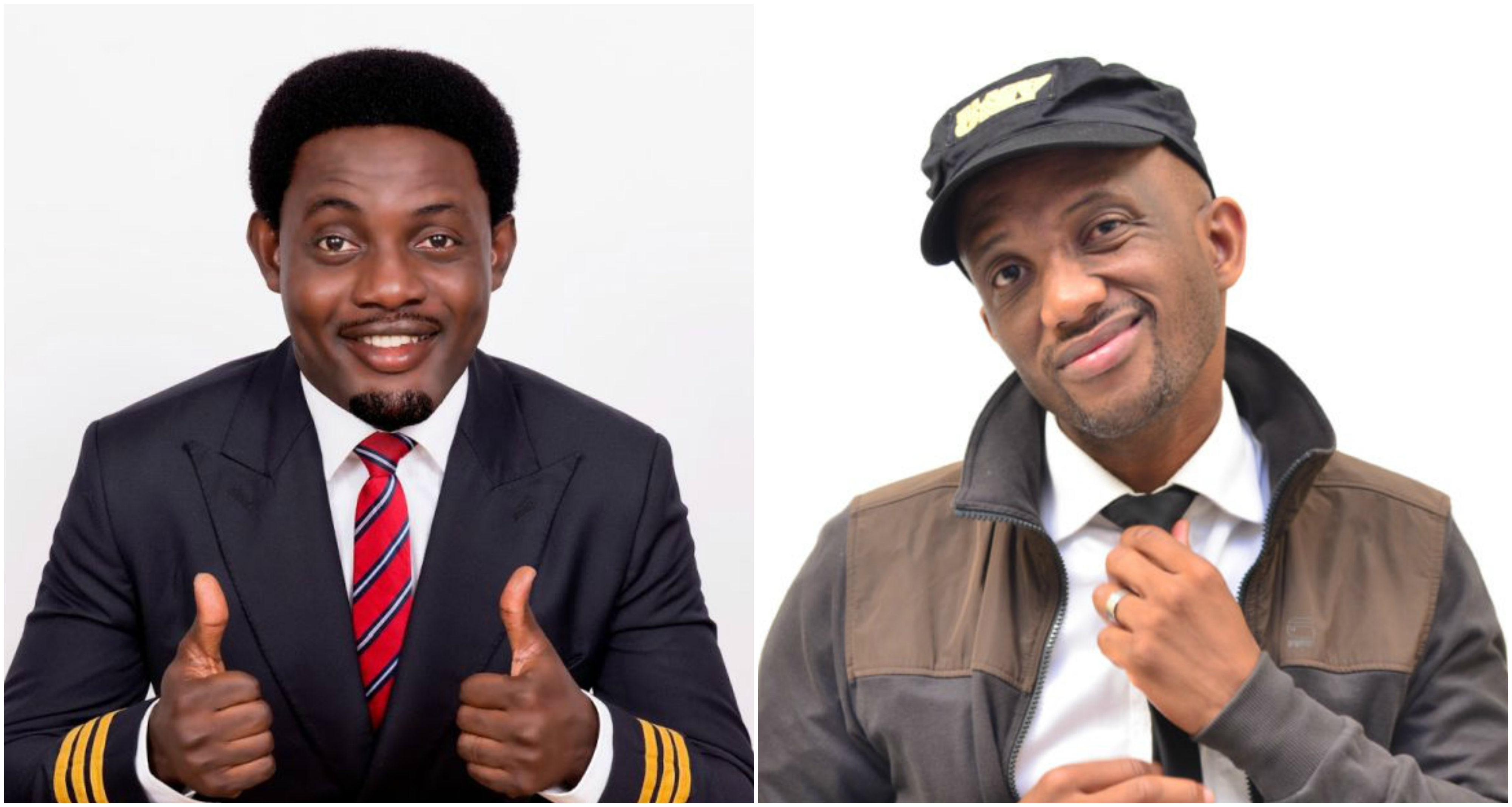 It's A Battle Of Comedy Greats, As Nigeria's Ay Faces South Africa's David Kau On Lip Sync Battle Africa