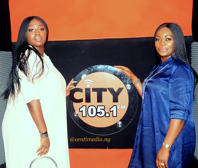 """City 105.1 FM Show """"Let's Talk Women"""" Hosts Peace Hyde With Md/Ceo, Adedoja Allen"""