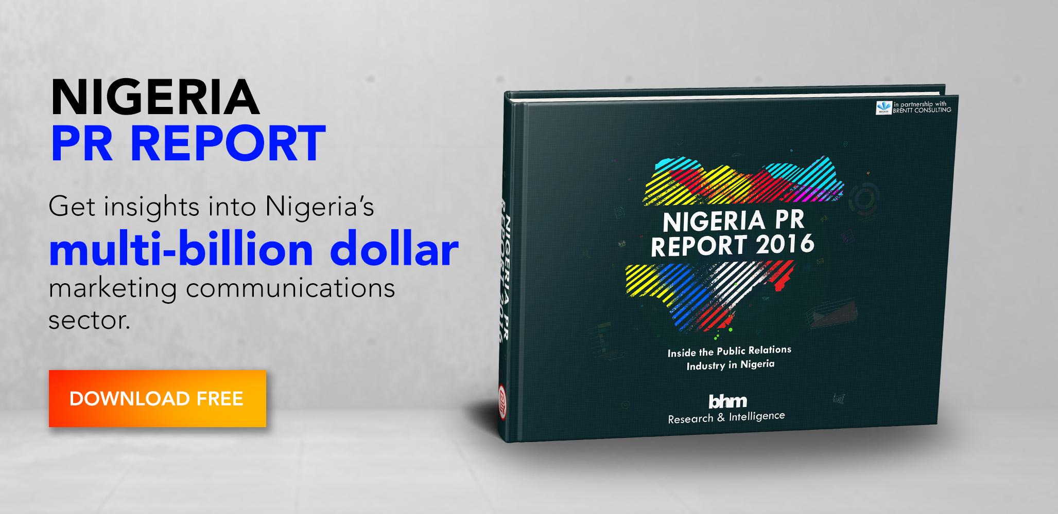 Nigeria PR Industry: 13 Quick Insights From The Nigeria PR Report 2016