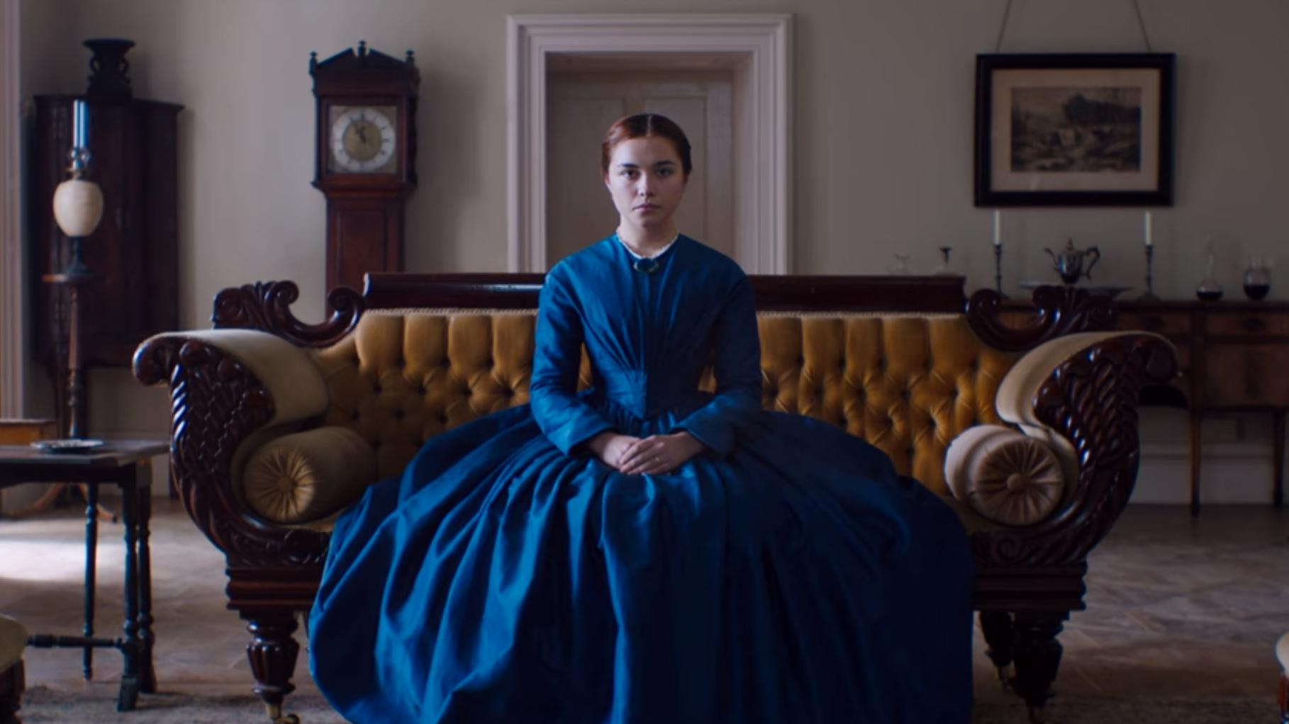 """Florence Pugh & Cosmo Jarvis Star In Acclaimed Romantic Thriller """"Lady Macbeth"""""""