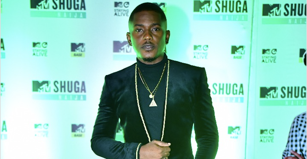 Timini Egbuson Looked Like A Snack At The Premiere Of MTV Shuga Naija