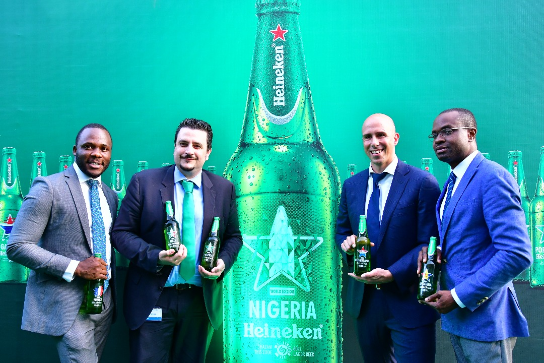Heineken Launches Interactive Limited Edition Bottles in Partnership with Shazam