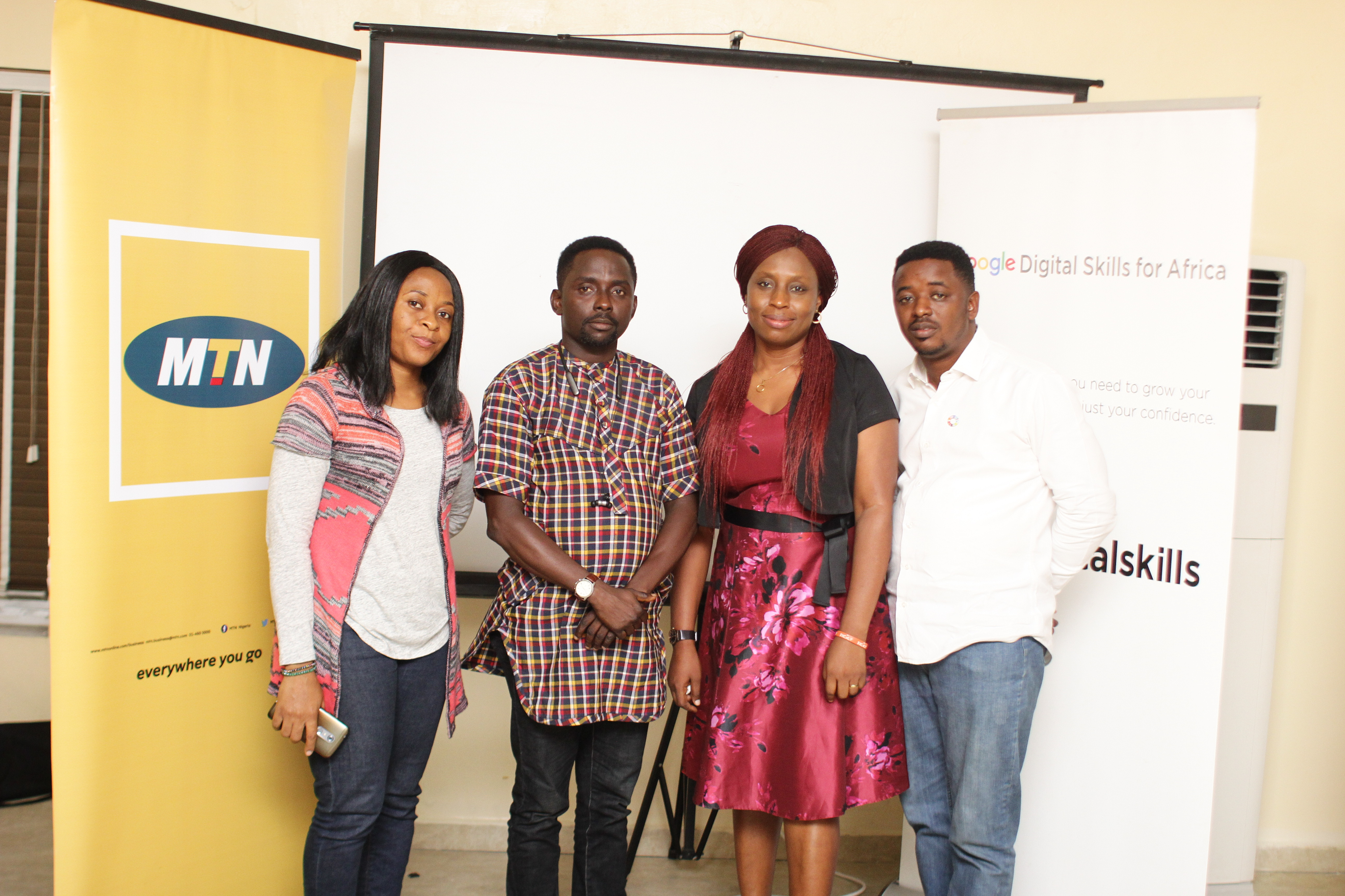 MTN, Google train over 40 SMEs on Digital Marketing in Port Harcourt