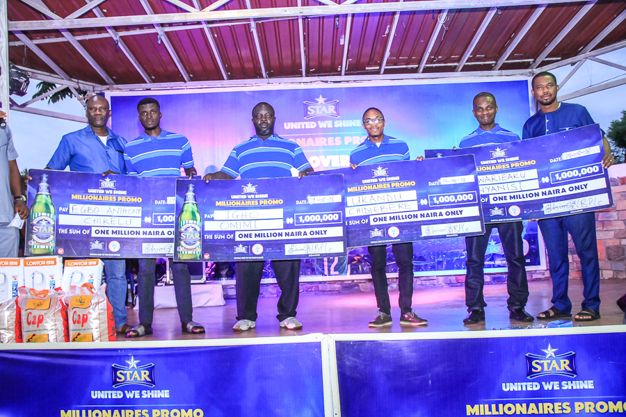 Star Lager Ends Promo, Produces Over Two Hundred And Fifty Millionaires