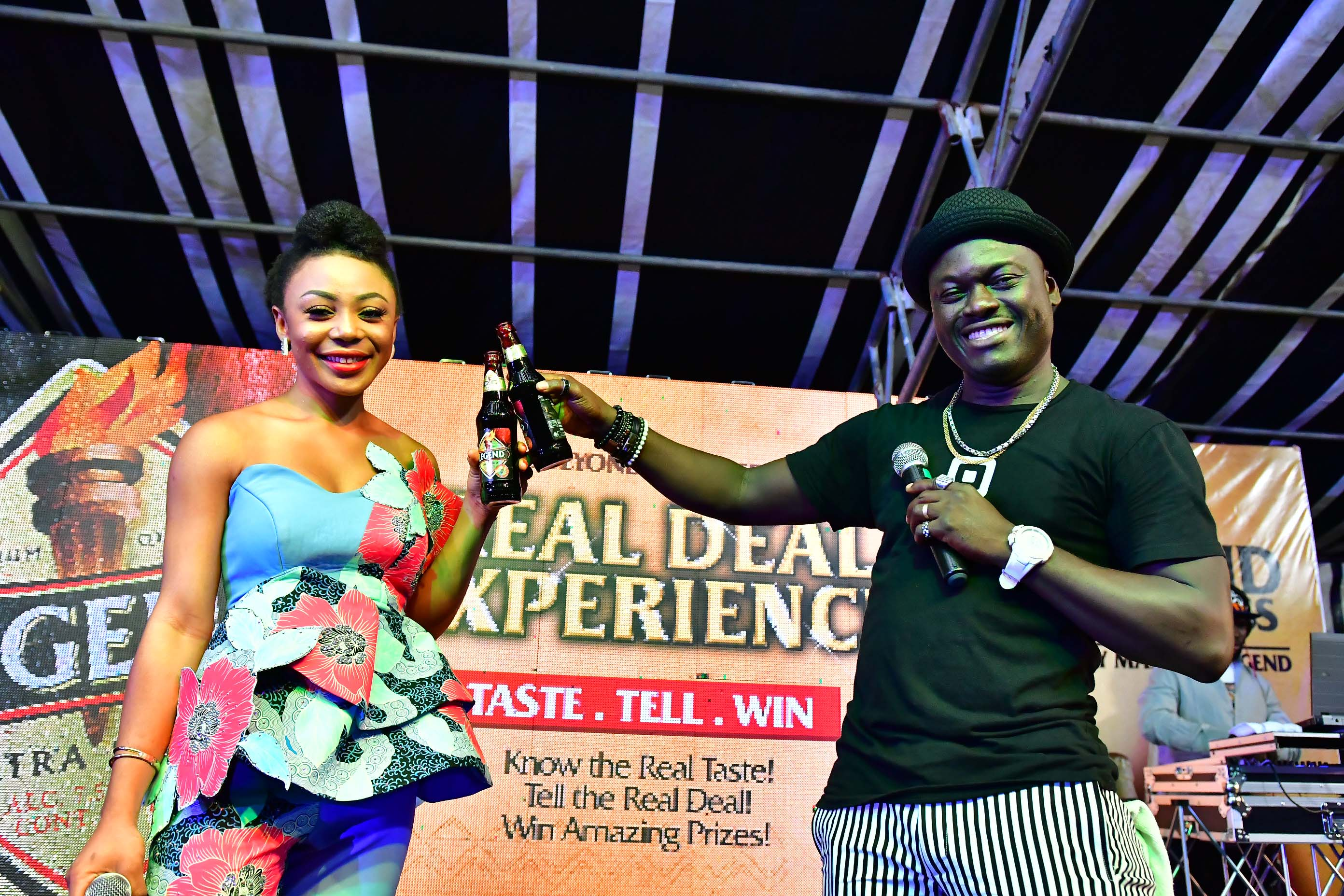 Legend Extra Stout Gives Consumers A Real Deal Experience In Jos
