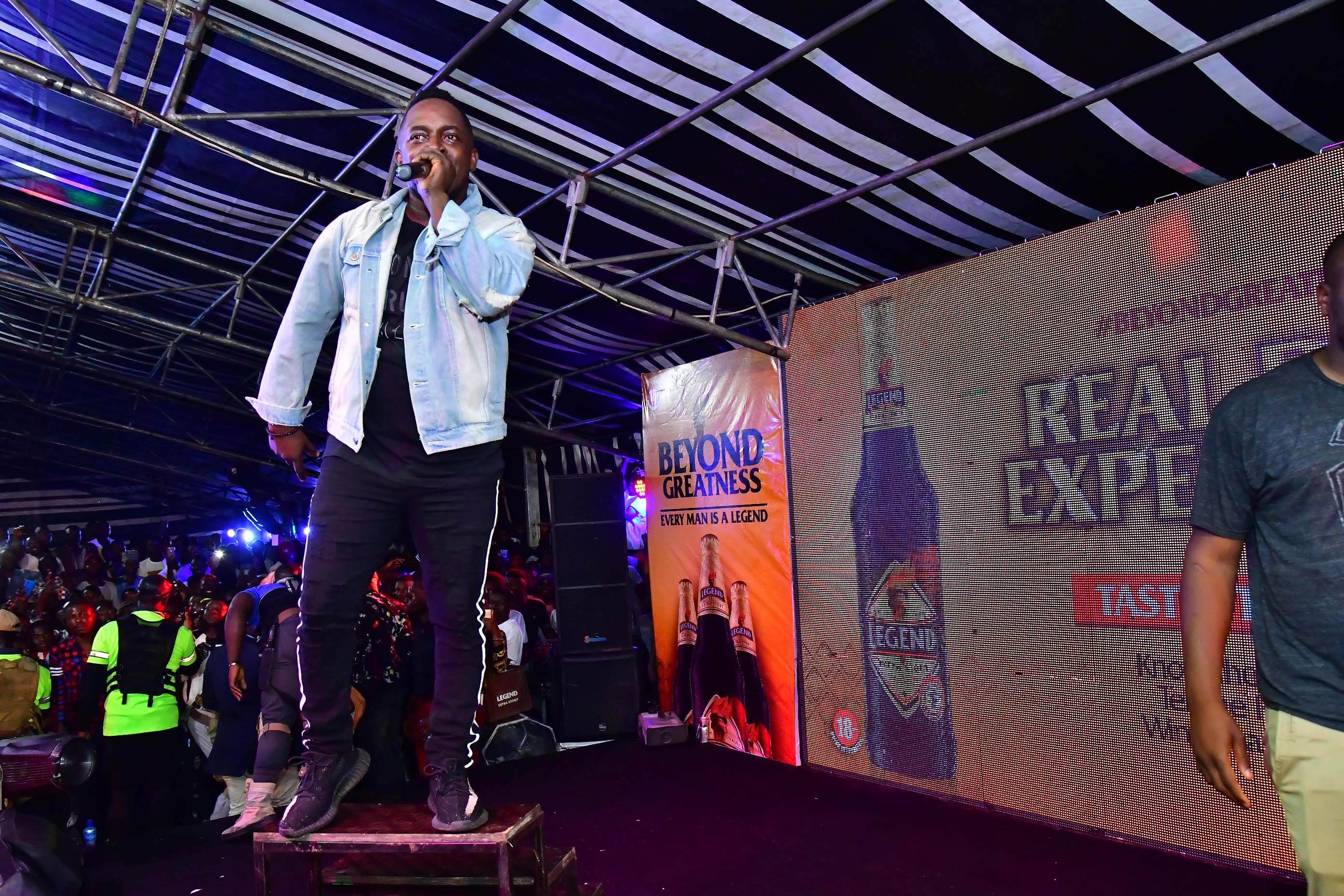 Real Deal Experience Hits Jos City With The Hip-hop Messiah, M.I Abaga