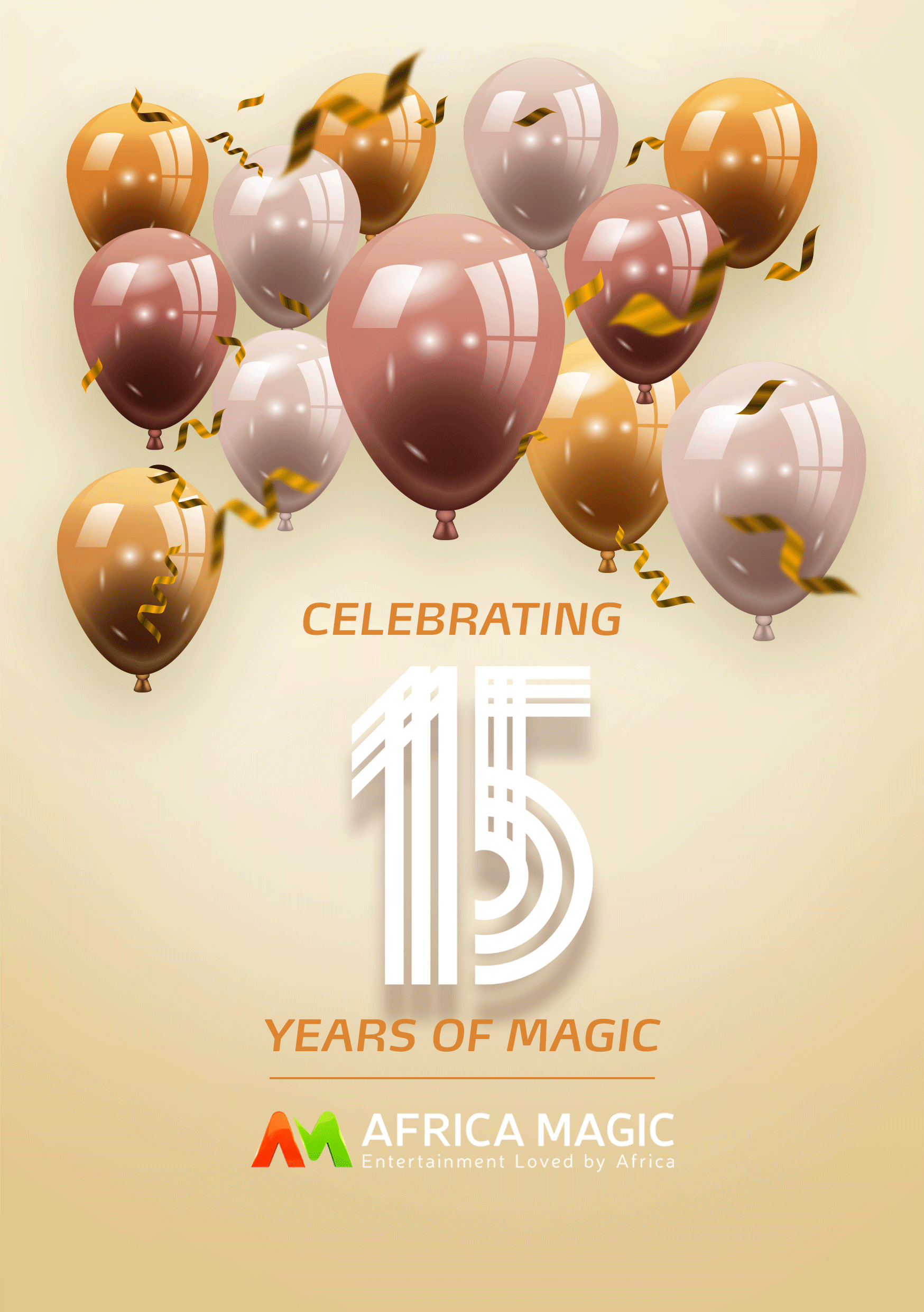 Africa Magic Is Celebrating 15 Years Of Quality African Entertainment