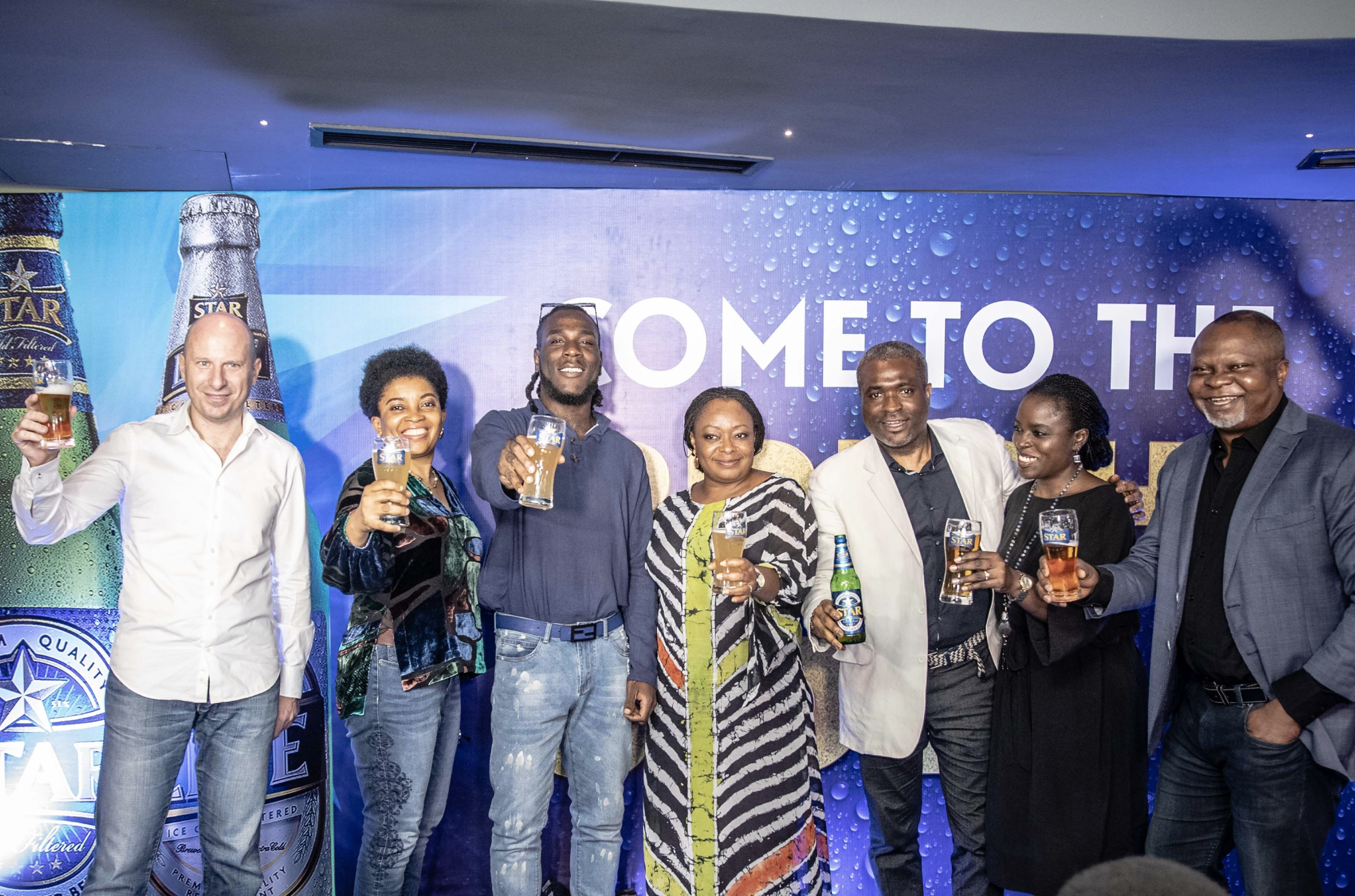 Burna Boy Joins The Brighter Side, As He is Unveiled as Star Brand Ambassador