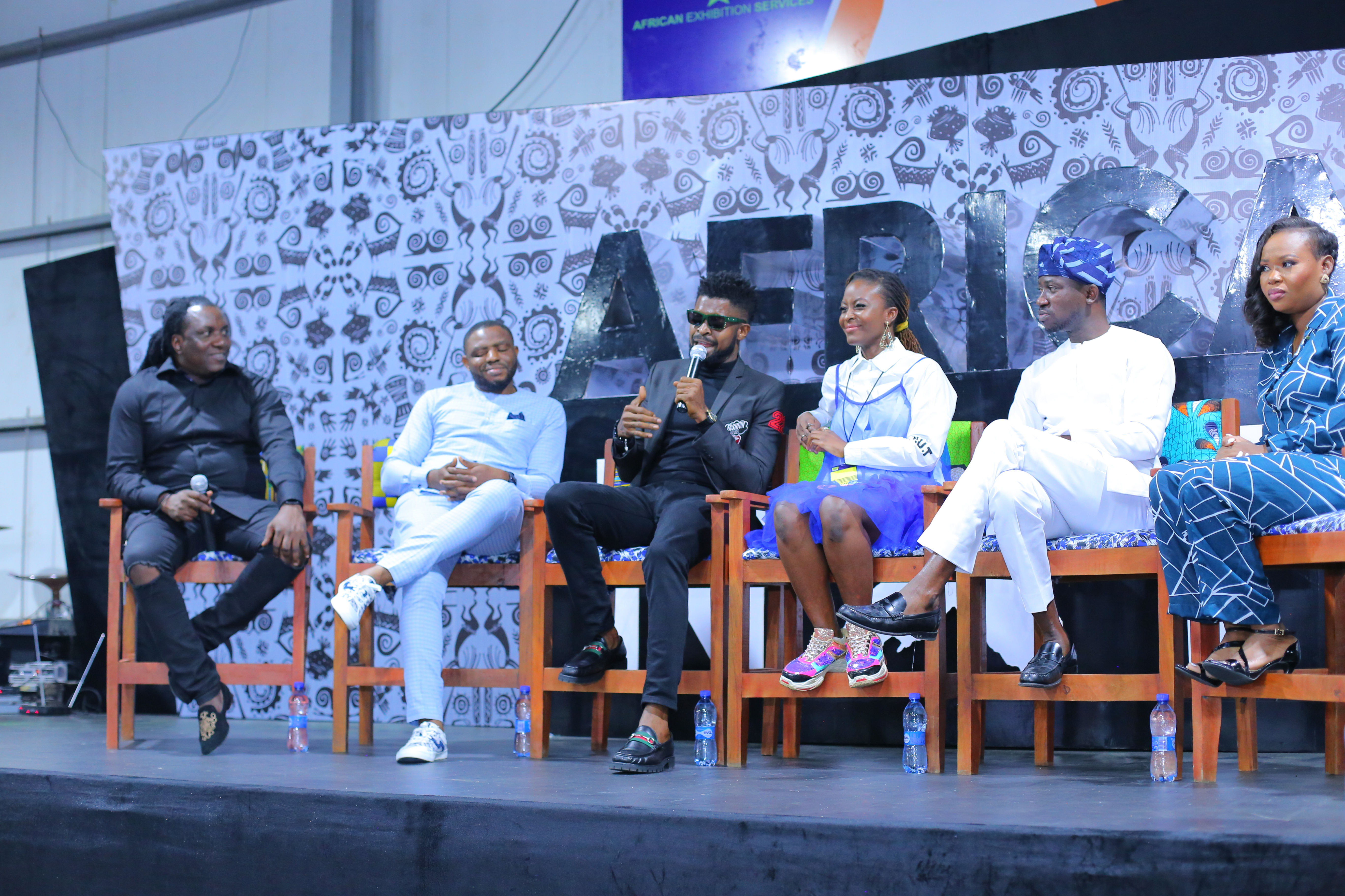 """#SMWMTVBASE: """"Stand-Up Comedy Is Dying In Nigeria"""", Basket Mouth Cries Out At VIMN Africa's Panel At Social Media Week"""