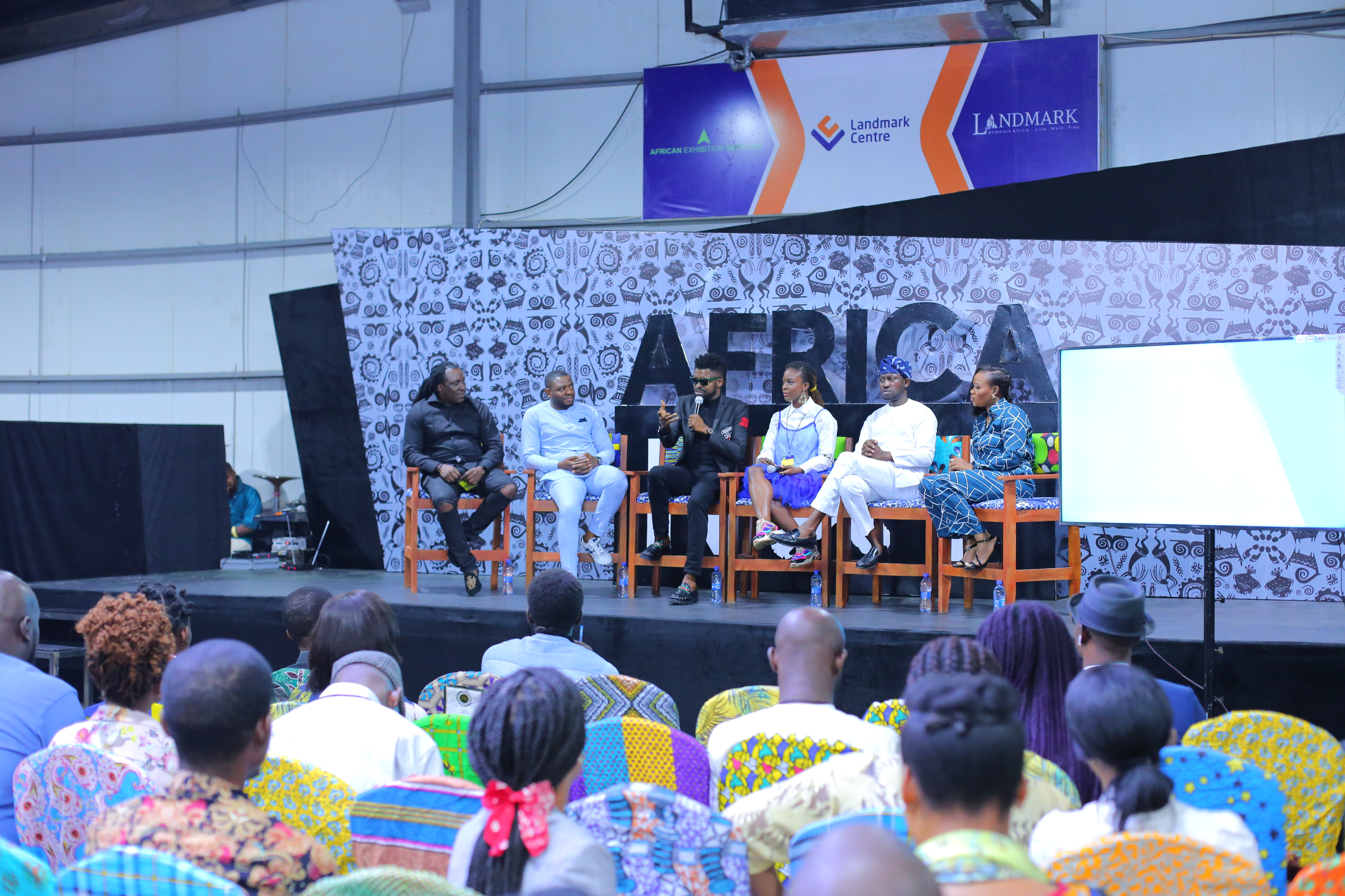 #SMWMTVBASE : Viacom International Media Networks Africa Hosts Panel with Top Industry Experts at Social Media Week Lagos