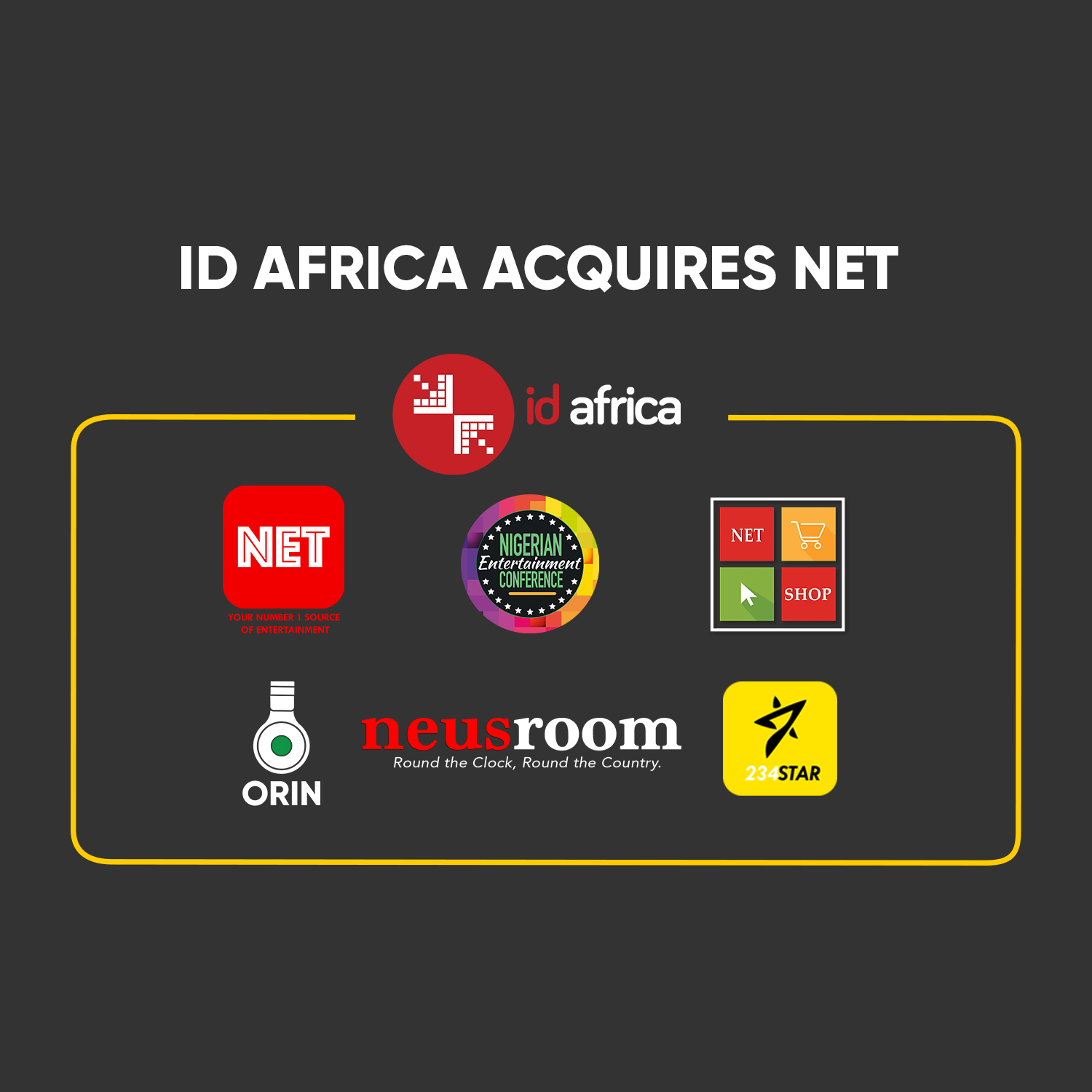 ID Africa Acquires TheNETng To Form Marketing, Media and Technology Powerhouse