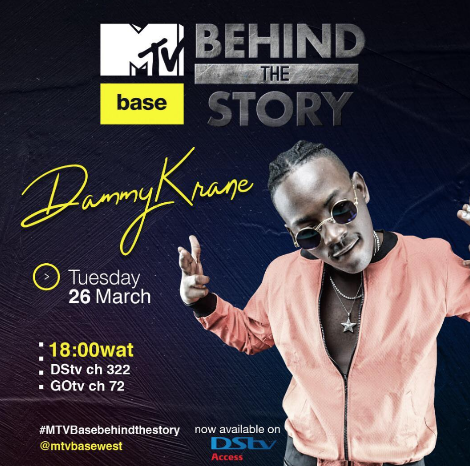 MTV Base debuts 'Behind The Story' with Sammy Walsh