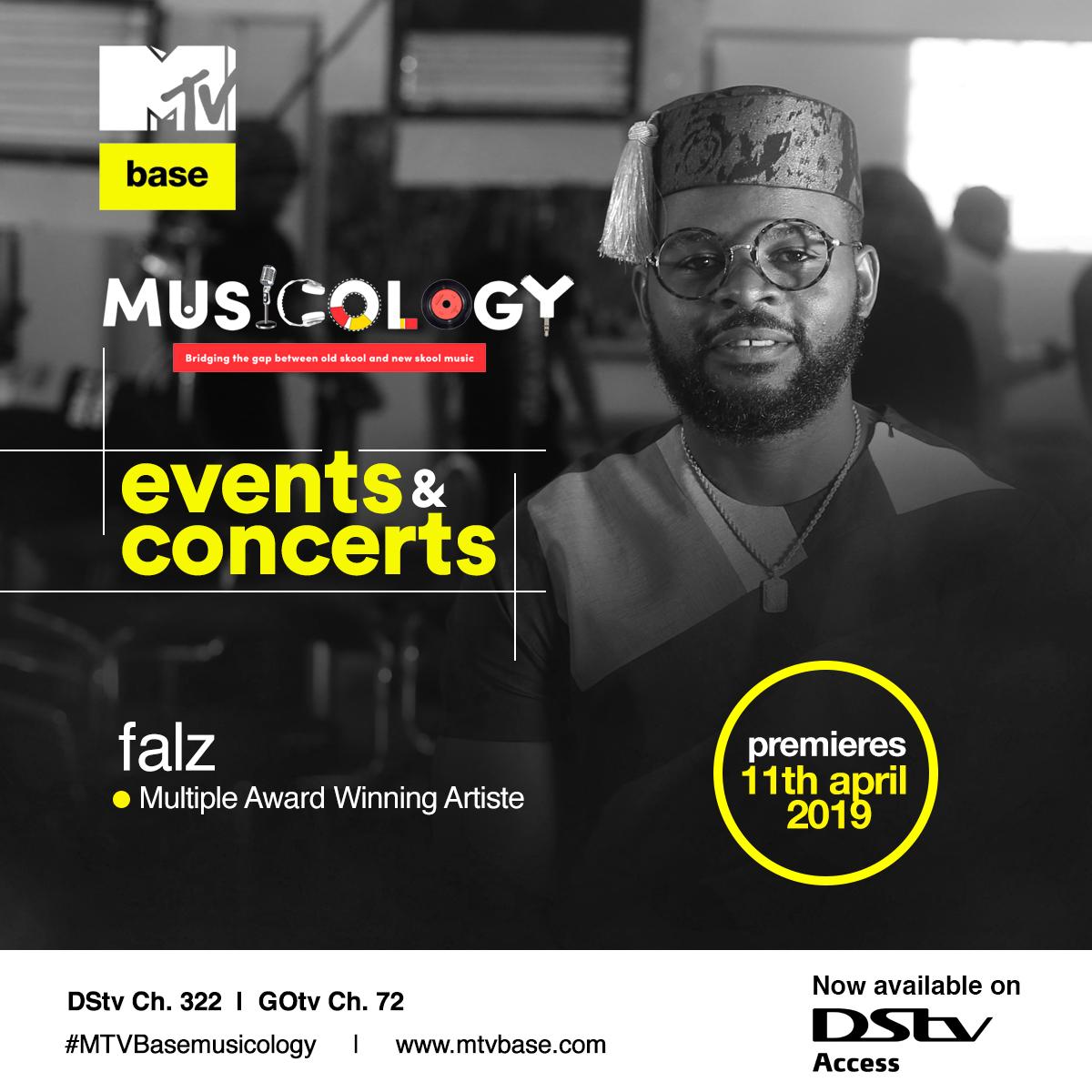 Falz, Olisa Adibua, Edi Lawani & more discuss Nigerian Events and Concerts on MTV Base's Musicology