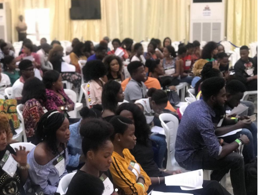 Who's The Next MTV Shuga Star? Thousands Turn Out To Audition In Lagos!