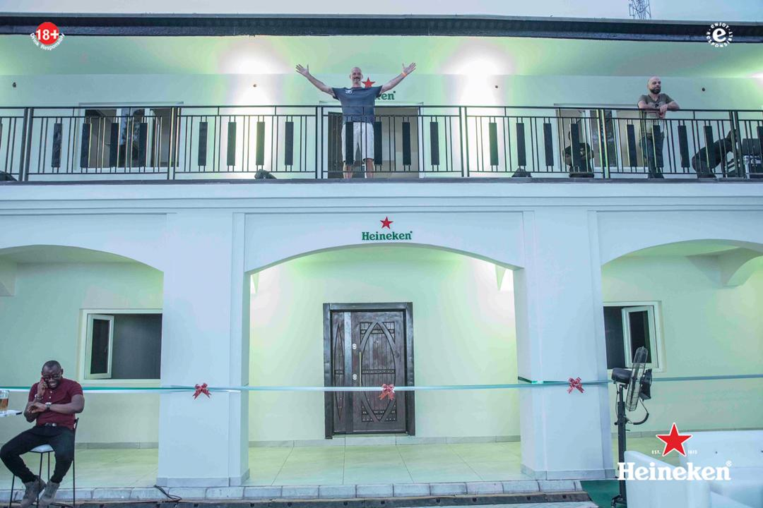 Lagos Gets Ready for A Thrilling UCL Final As Heineken Looks to Excite Fans With All-New Heineken House