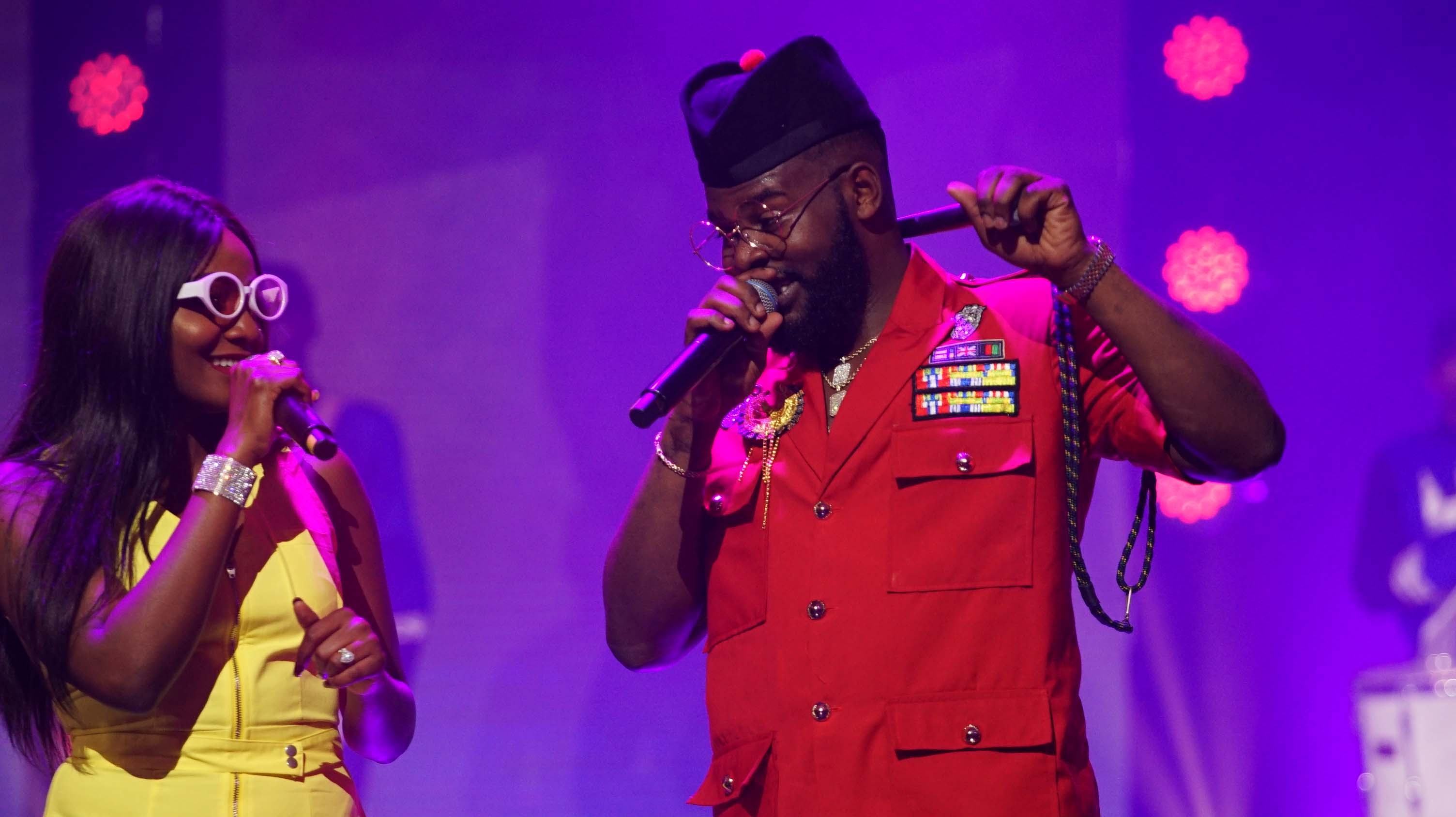 First Photos: Basketmouth, IK Osakioduwa, Funke Akindele, Timini Egbuson, Simi, Adekunle Gold, Tobi Bakre, Niniola And Others Attend The Falz Experience 2