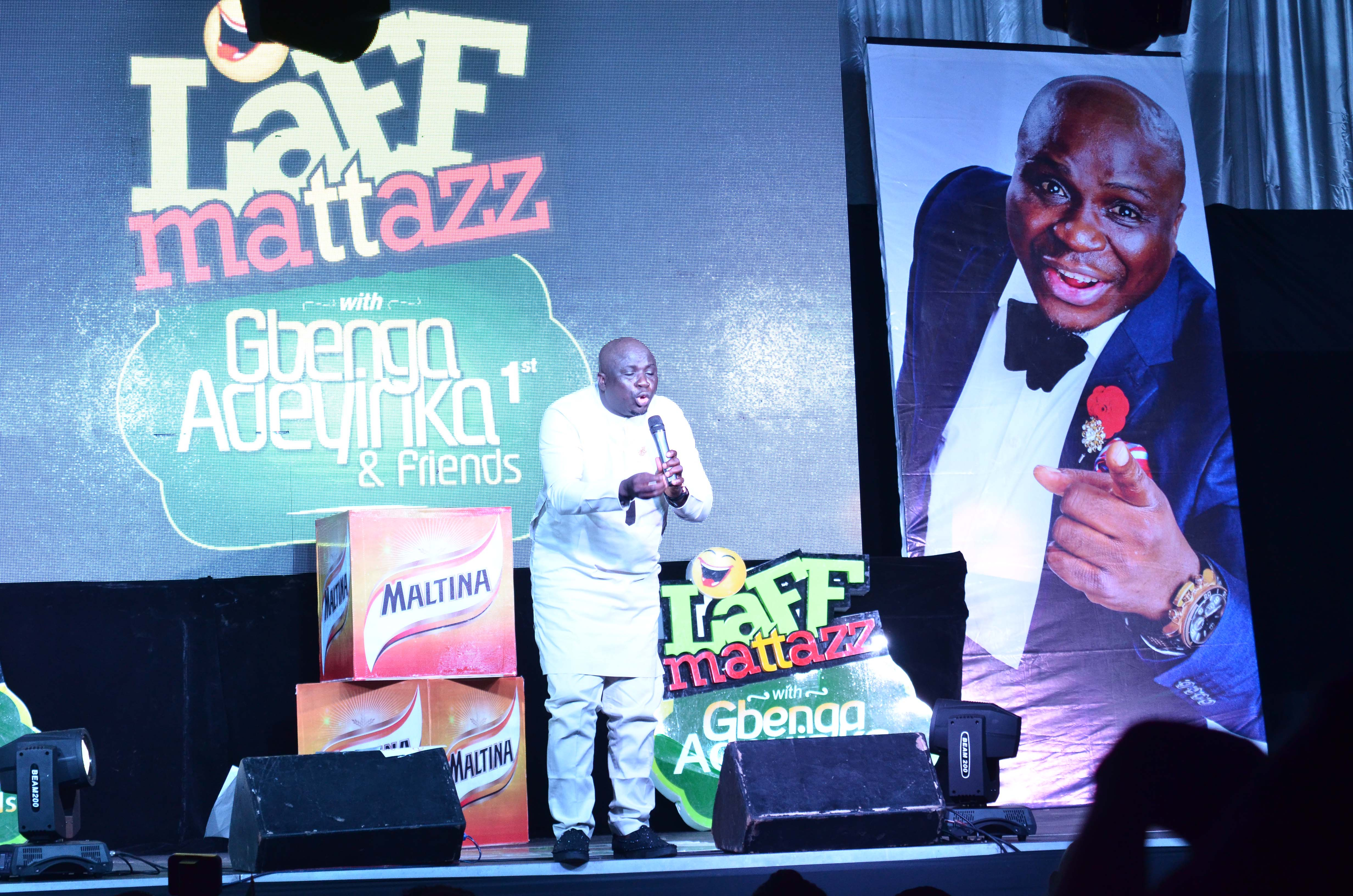 Akure Residents To Celebrate Democracy Day With Laffmattazz