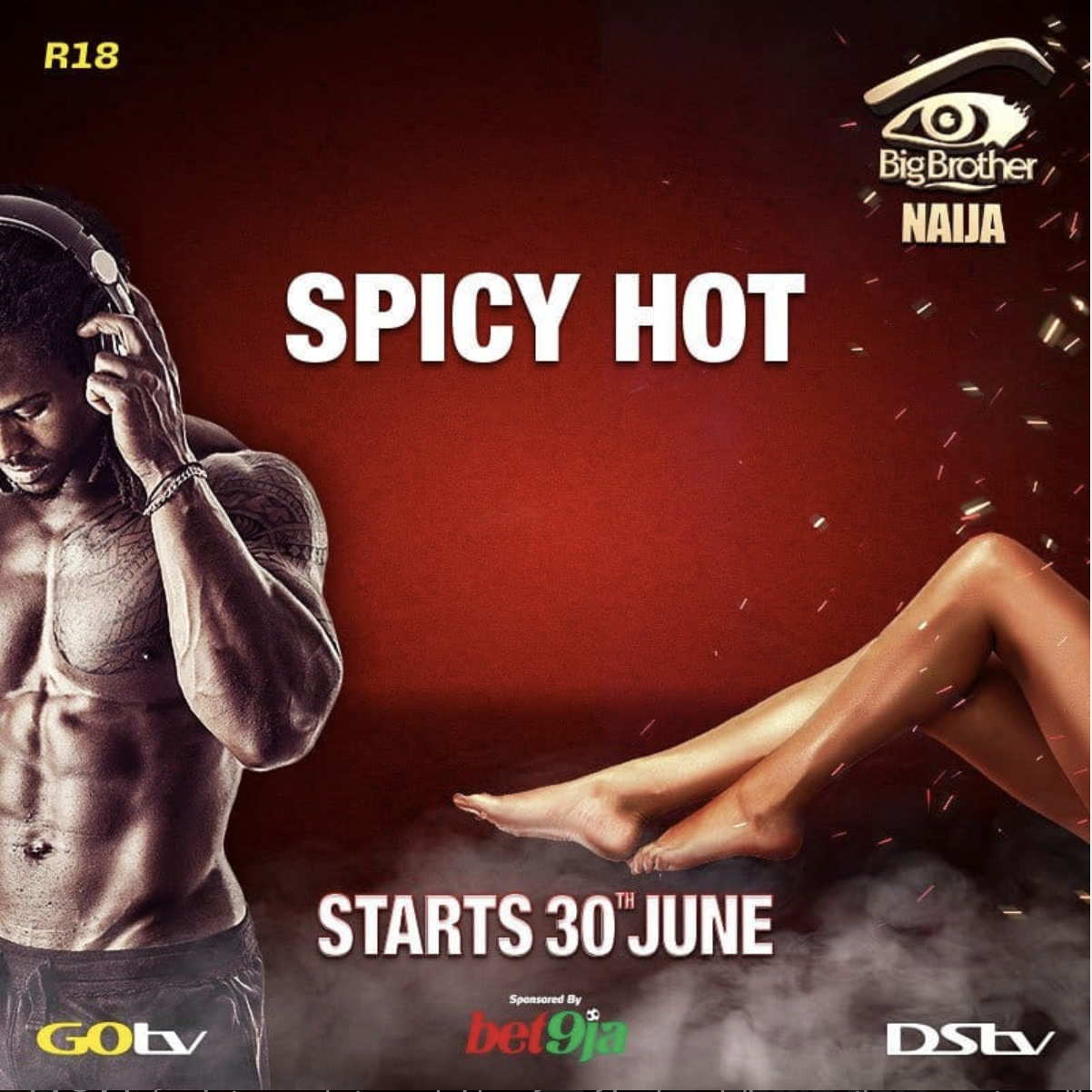 Big Brother Naija Season 4 Premieres June 30th