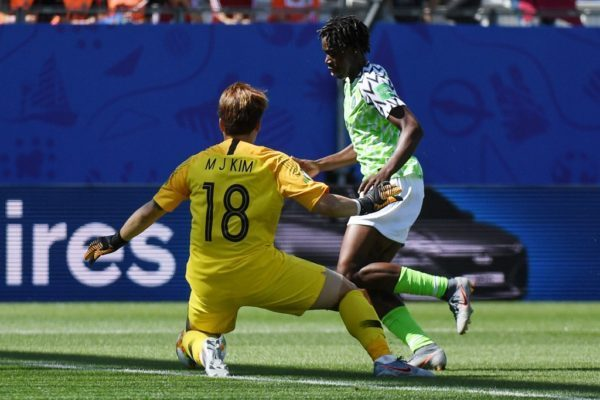 Amstel Malta Congratulates The Super Falcons On Their 2-0 Win Against South Korea