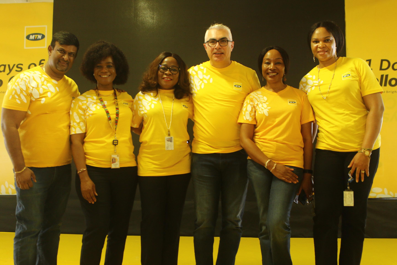 MTN Concludes 21 days of Y'ello Care …Rewards Hackathon Challenge Winner