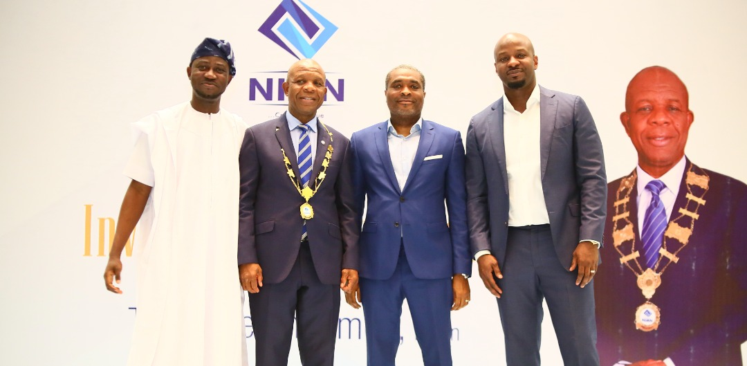 BHM Group CEO Ayeni Adekunle Inducted as Fellow of National Institute of Marketing of Nigeria (NIMN)