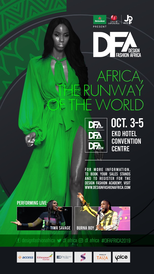 Entries Still Open for the Design Fashion Africa Challenge As More Young Designers Showoff Their Creativity