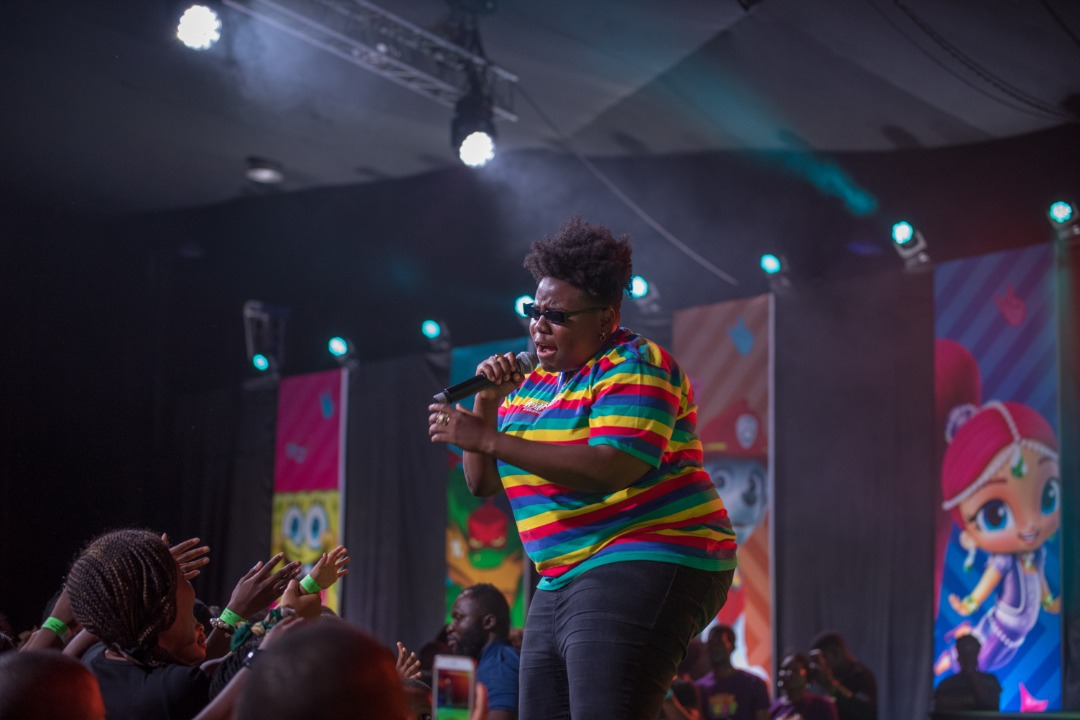 Patoranking, Teni, Fireboy, Rema Deliver Show Stopping Performance At NickFest 2019