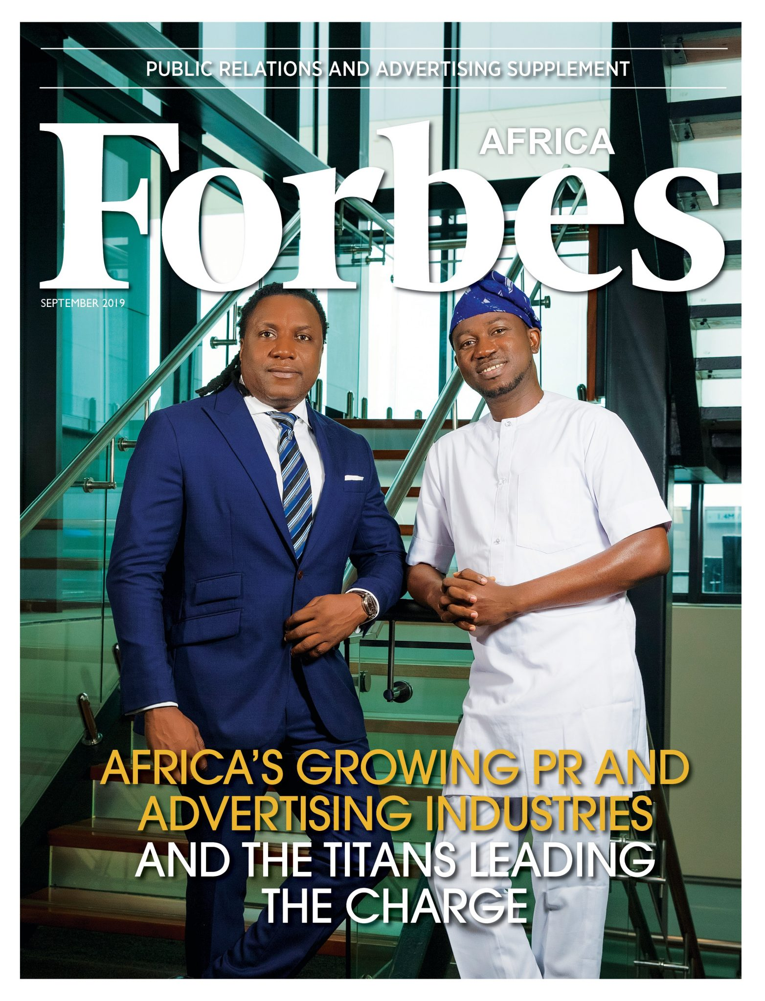 BHM CEO Ayeni Adekunle Featured in Forbes Africa September Issue