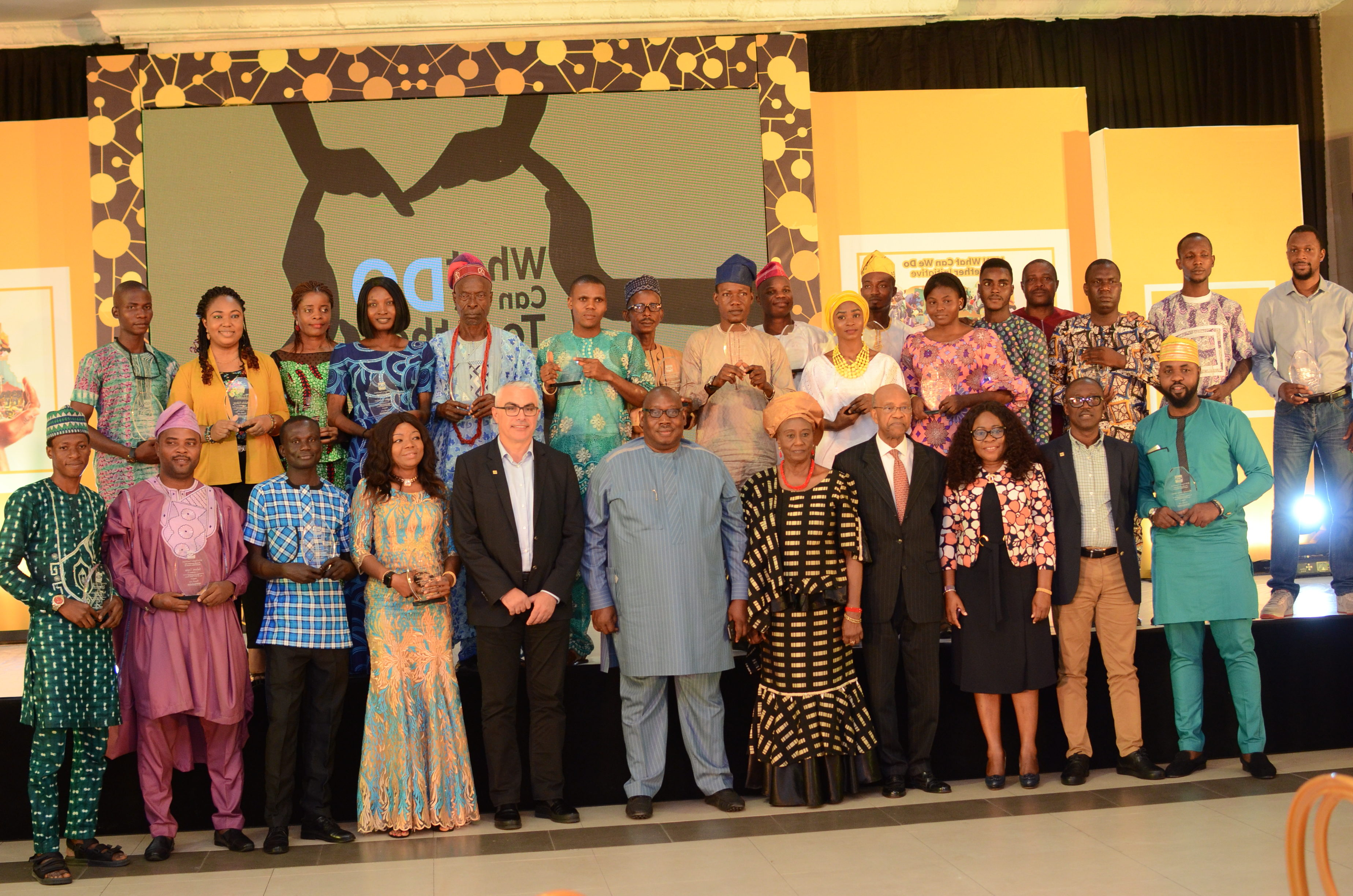 MTN Celebrates Community Heroes in Lagos, Abuja & Port Harcourt