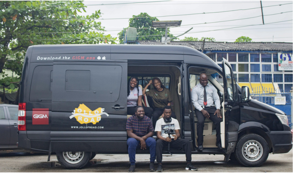These Nigerians Are Travelling Across 13 West African Countries Over 80 Days