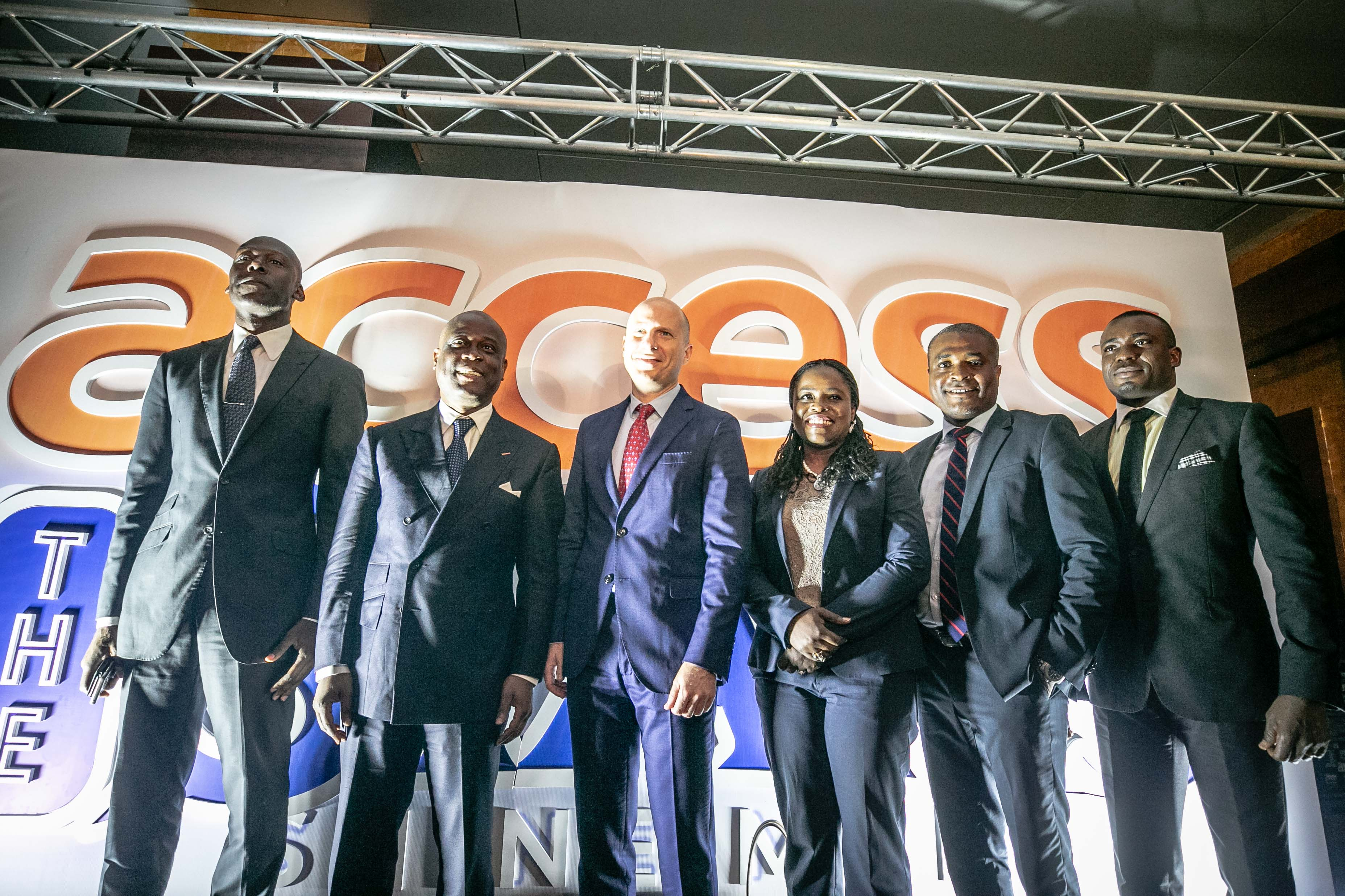 Nigerian Breweries and Access Bank Announce New Music Show 'Access The Stars'
